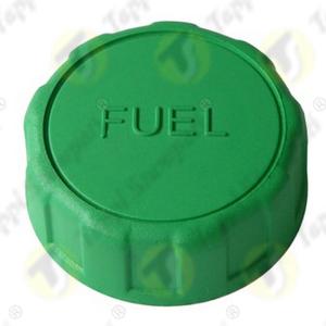 Tappo serbatoio 940.BKE carburante filettato femmina in plastica verde per moto